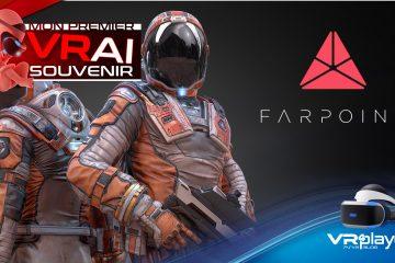 PlayStation VR : Mon Premier VRai Souvenir, Episode 3 : Farpoint