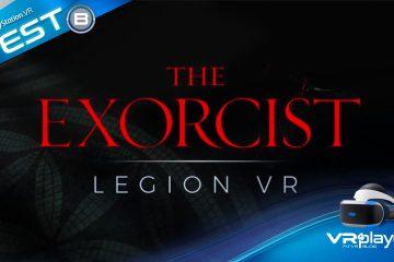 PlayStation VR : The Exorcist Legion VR, les 5 chapitres Testés sur PSVR