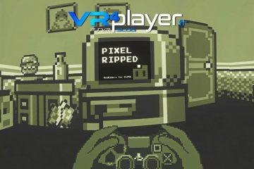 PlayStation VR : Pixel Ripped 1989 sur PSVR arrive enfin en Europe !