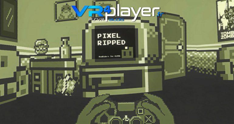 Pixel Ripped 1989 sort le 16 octobre sur PSVR vr4player.fr