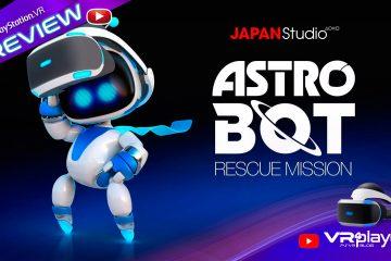 PlayStation VR : ASTRO BOT sur les starting-blocks pour un départ Canon !
