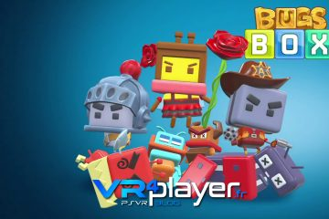 PlayStation VR : BugsBoxVR, un Bomberman like sur PSVR