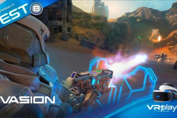 PlayStation VR : Evasion, un FPS orienté arcade, Testé sur PSVR