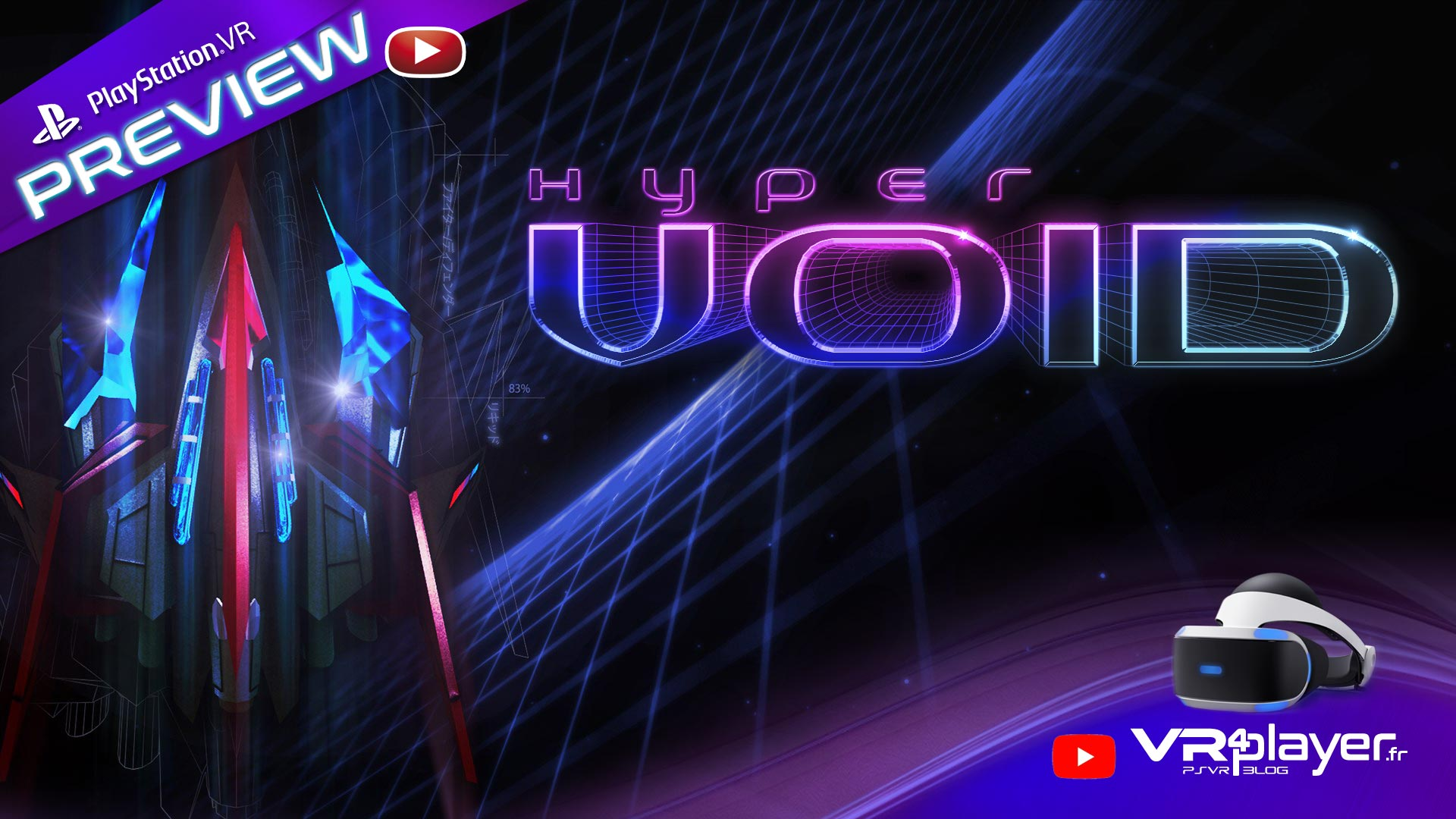 preview de Hyper Void sur PlayStation VR - vr4player.fr