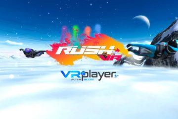 PlayStation VR : Rush VR, l'ivresse de la vitesse annoncée sur PSVR