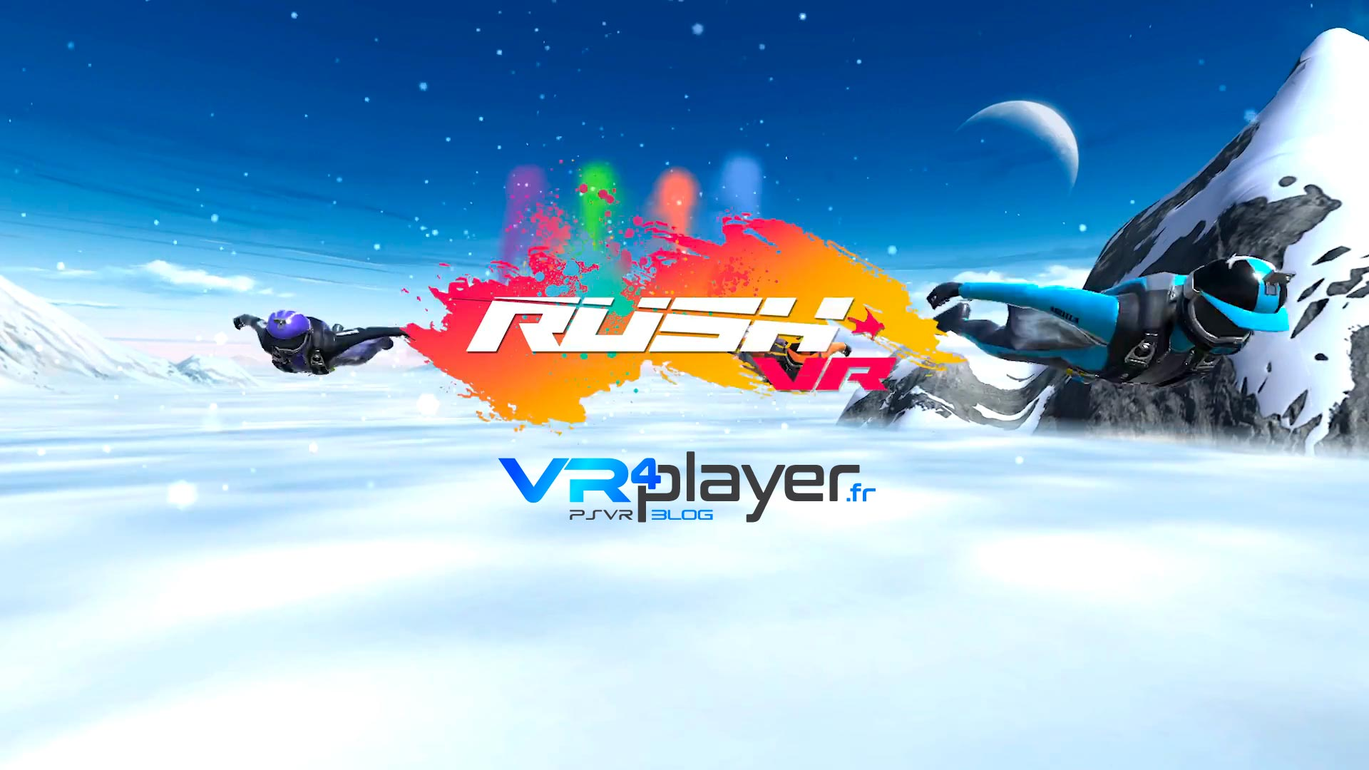 Rush VR sur PSVR (VR4player.fr)