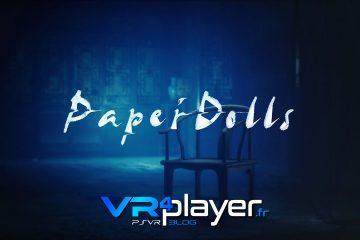 PlayStation VR : Paper Dolls sortira pendant la semaine d'Halloween sur PSVR