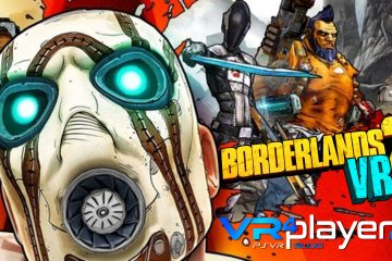 PlayStation VR : Borderlands 2 VR sortira sans DLC sur PSVR