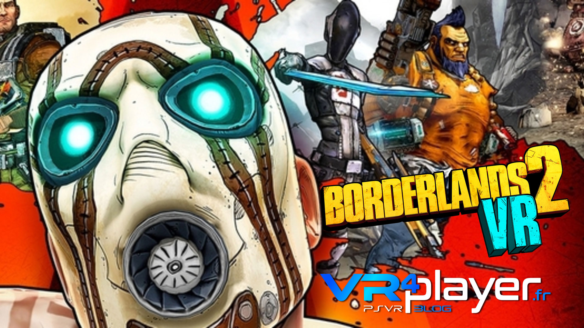Borderlands 2 VR sans DLC sur PSVR - vr4player.fr
