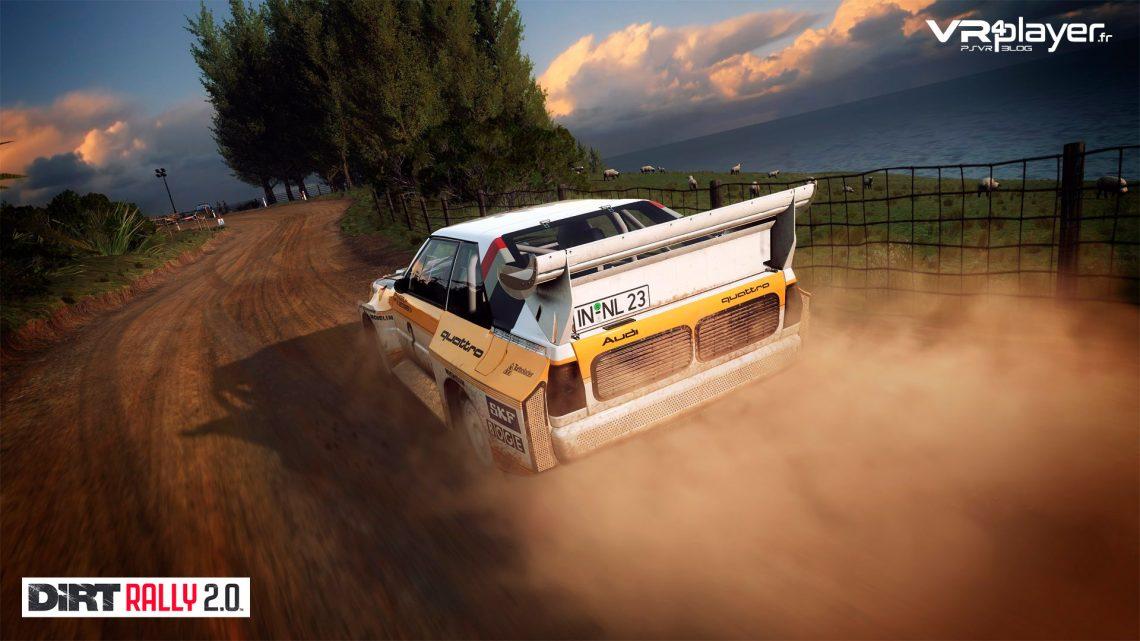 Dirt Rally 2 VR - Signez la pétition. VR4Player