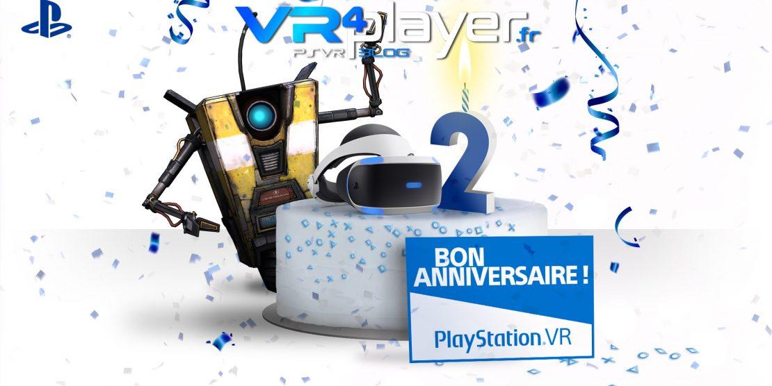 PlayStation VR : L'anniversaire du PSVR vu des Etats-Unis