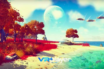 PlayStation VR : No Man's Sky, les dev pensent encore à la VR