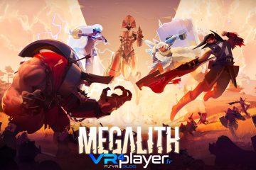 PlayStation VR : Megalith, chose promise chose due sur PSVR