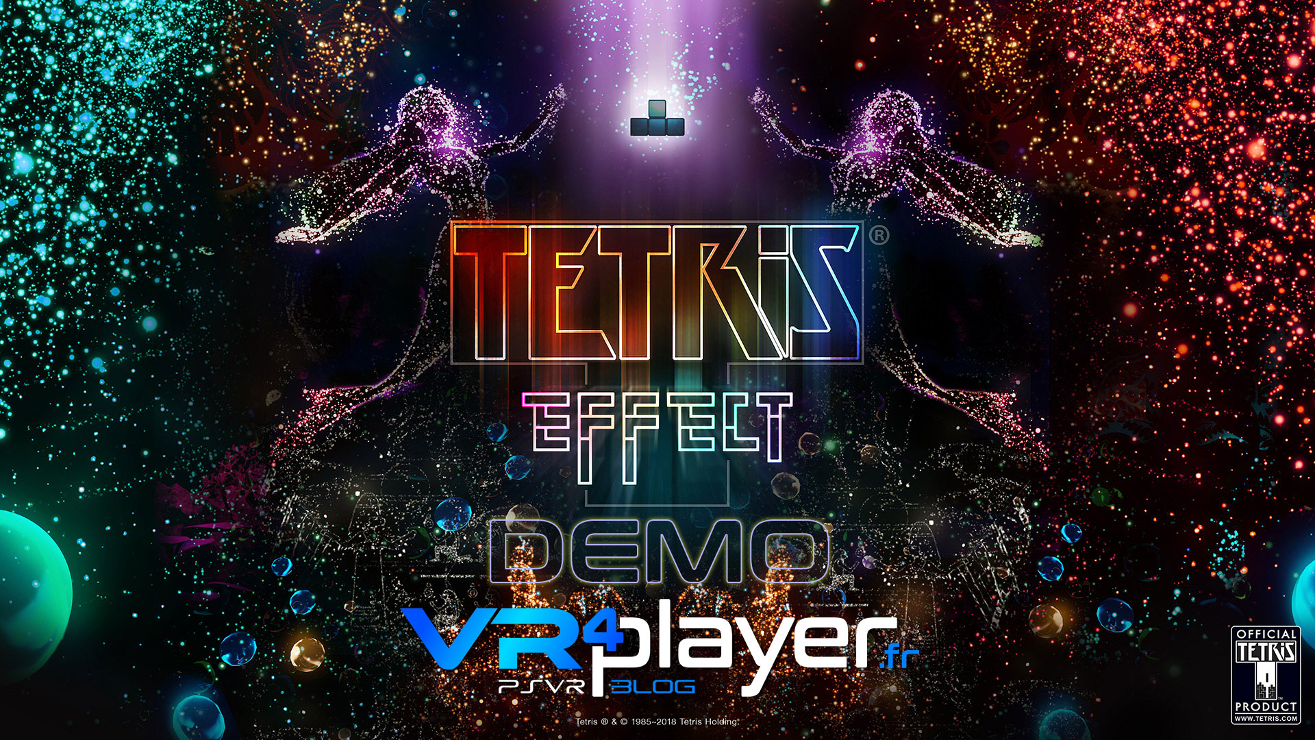 TETRIS Effect dispo en démo sur PSVR - vr4player.fr