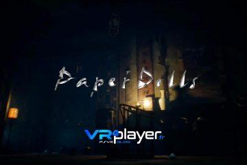 PlayStation VR : Paper Dolls est là, revivez le live de Soluce PSVR