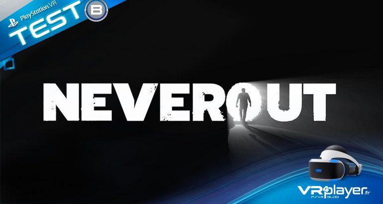 Neverout, Testé sur PSVR par VR4player.fr