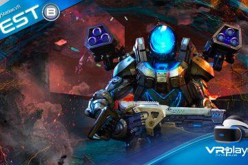 PlayStation VR : Drone Striker, l'humanité au banc d'essai sur PSVR