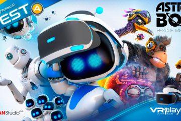PlayStation VR : Astro Bot, l'un des jeux qui justifie l'achat d'un PSVR !