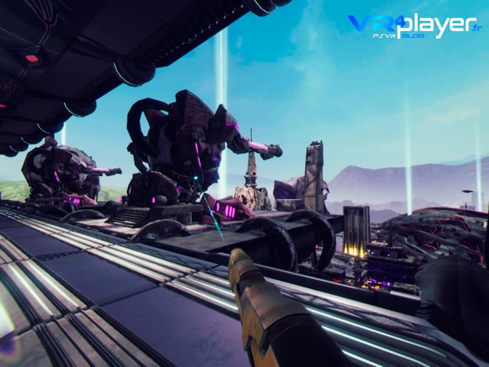 Unearthing Mars 2: The Ancient War le test VR4player.fr