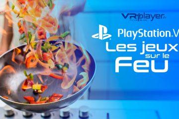 PlayStation VR : Les lancements de jeux imminents sur notre casque PSVR