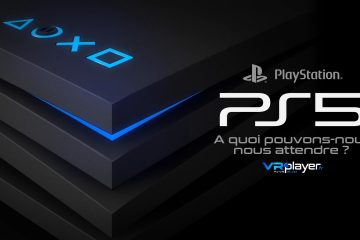 PlayStation 5 et PlayStation VR : Portrait robot de la future console PS5 de Sony