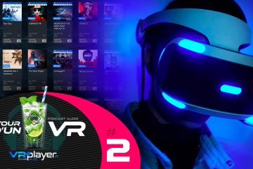 PlayStation VR : Autour d'un VR 2, Le Podcast VR4player