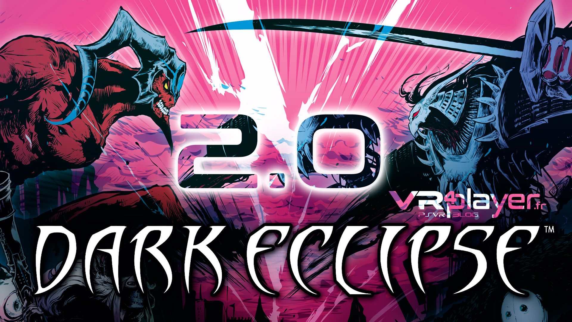 Dark Eclipse Update 2.0 VR4player PSVR PlayStation VR
