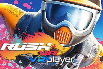 PlayStation VR : Rush VR déboule plus vite que prévu sur PSVR !