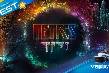 Playstation VR: Notre test de TETRIS Effect, un orgasme sensoriel sur PSVR