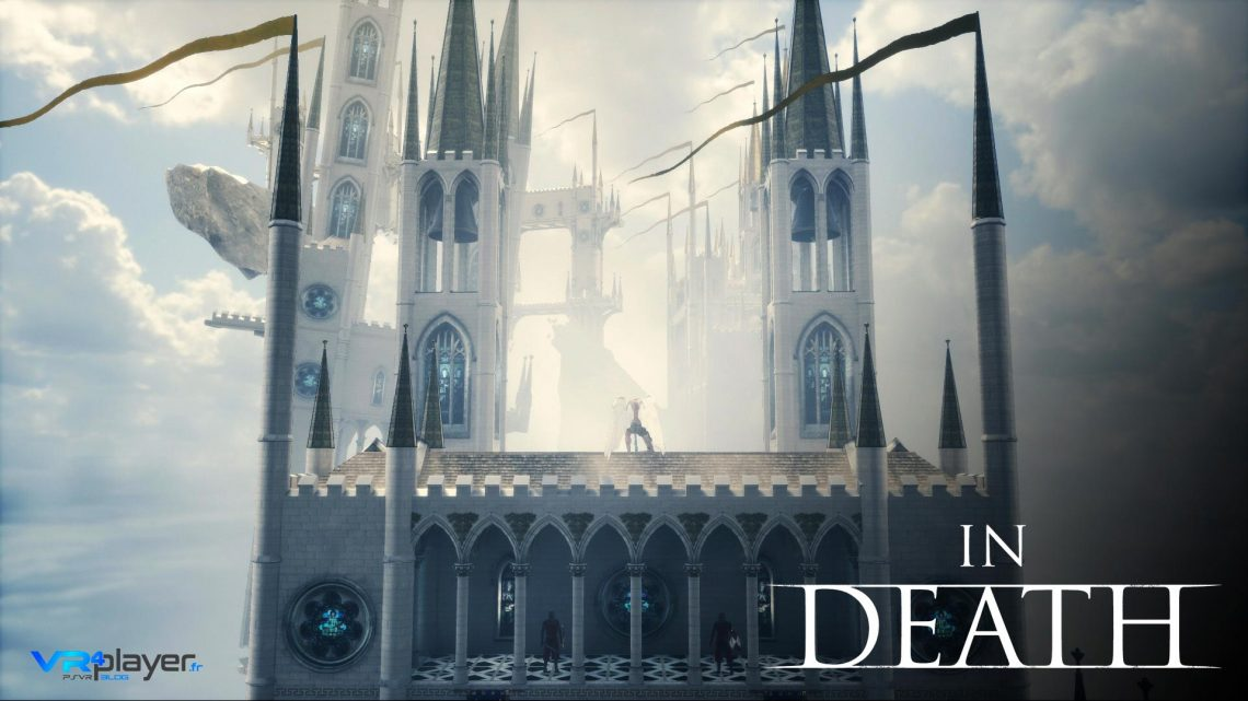 In Death sur PlayStation VR PSVR, le test VR4player.fr