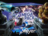 le Mega Pack disponible en Europe sur PSVR - vr4player.fr