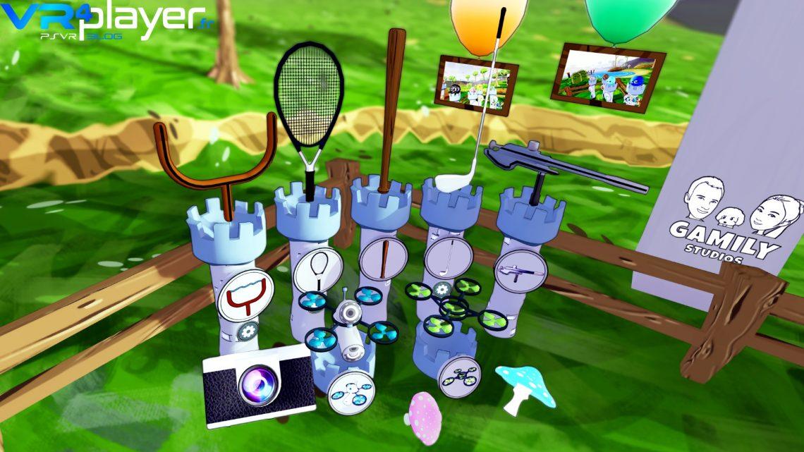 VR Furballs Demolition Preview VR4player.fr