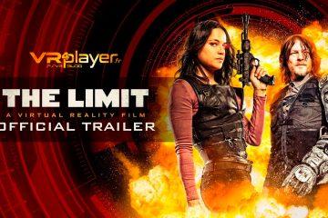 PlayStation VR : The Limit VR, un court métrage VR 180° 3D bientôt dispo sur le store