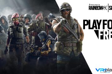 PlayStation 4 : Rainbow Six Siege gratuit quelques jours