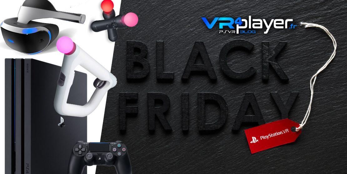 Black Friday : Faut il encore craquer pour le PlayStation VR ?