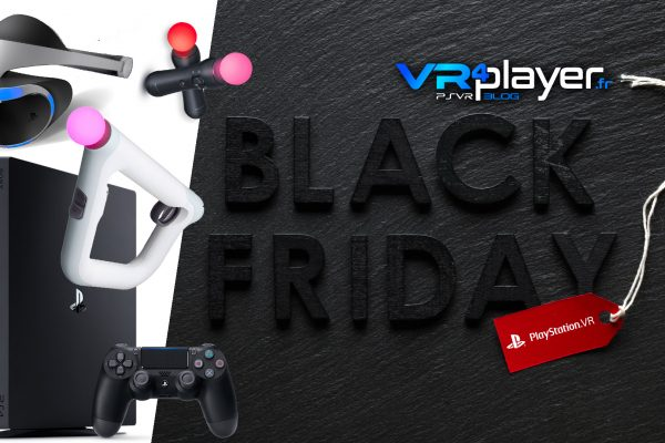 Black Friday PlayStation VR PSVR