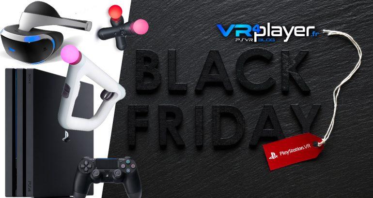 Black Friday PlayStation VR PSVR