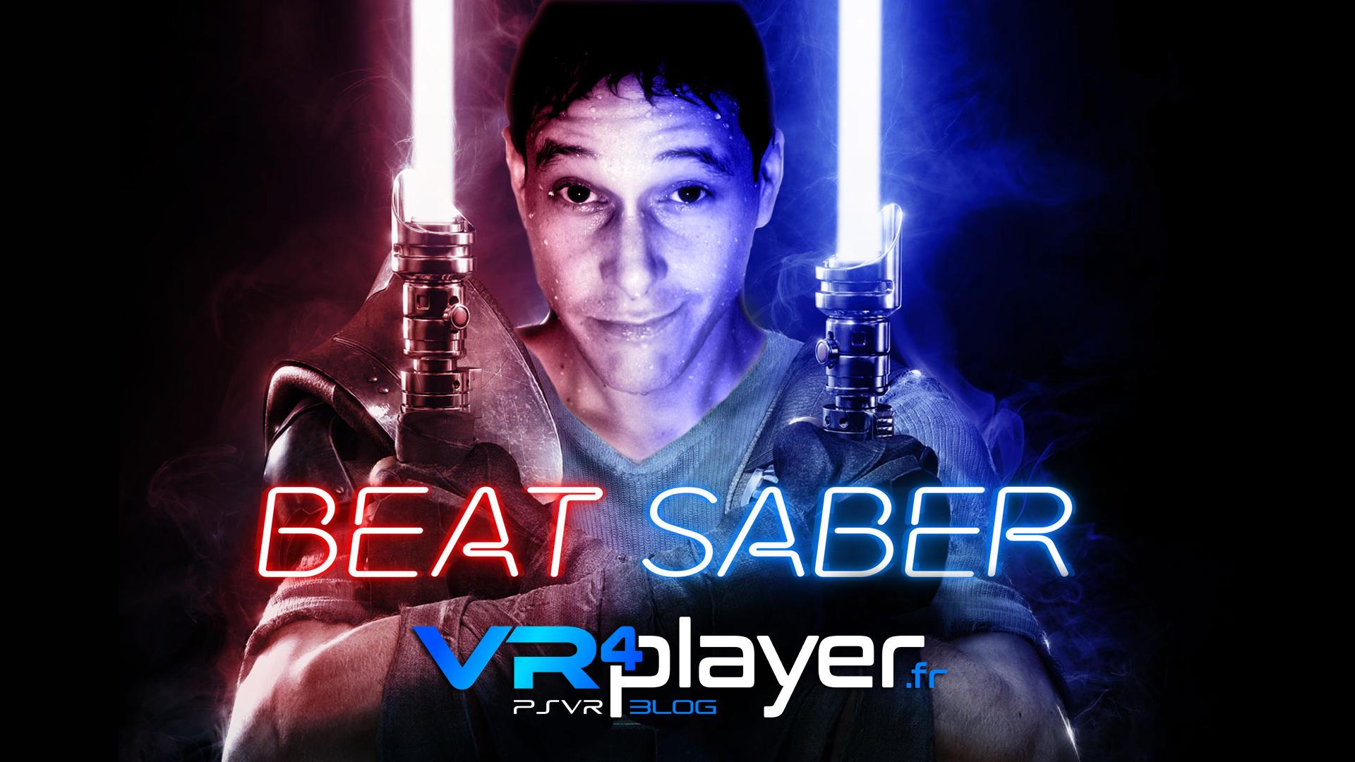Beat Saber le test PSVR sur vr4player.fr
