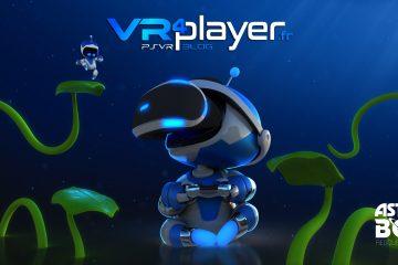 PlayStation VR : Astro Bot devait être multijoueur en local sur PSVR