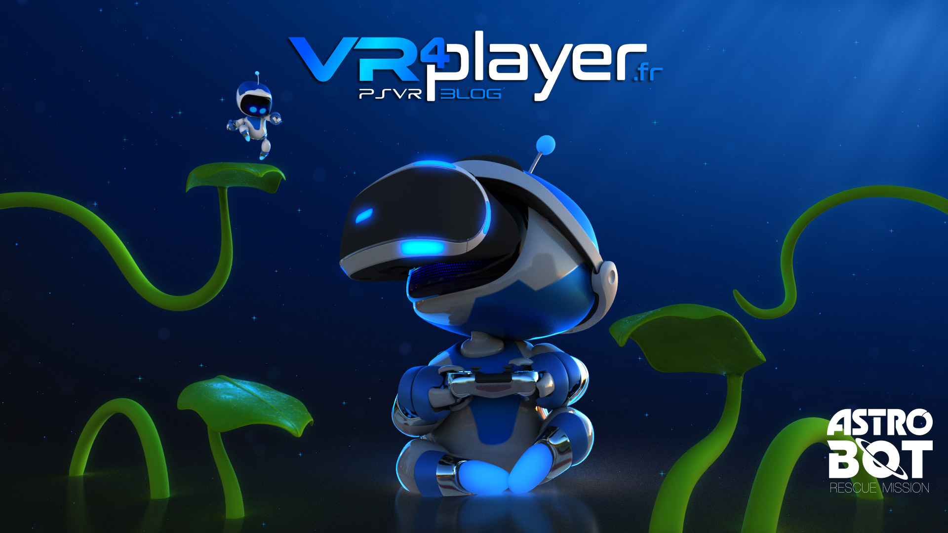 Astro Bot devait être multijoueur sur PSVR - vr4player.fr