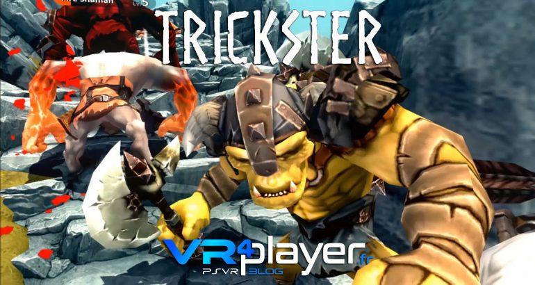 Trickster sur PSVR, toutes les infos sur sa sortie en Europe - vr4player.fr