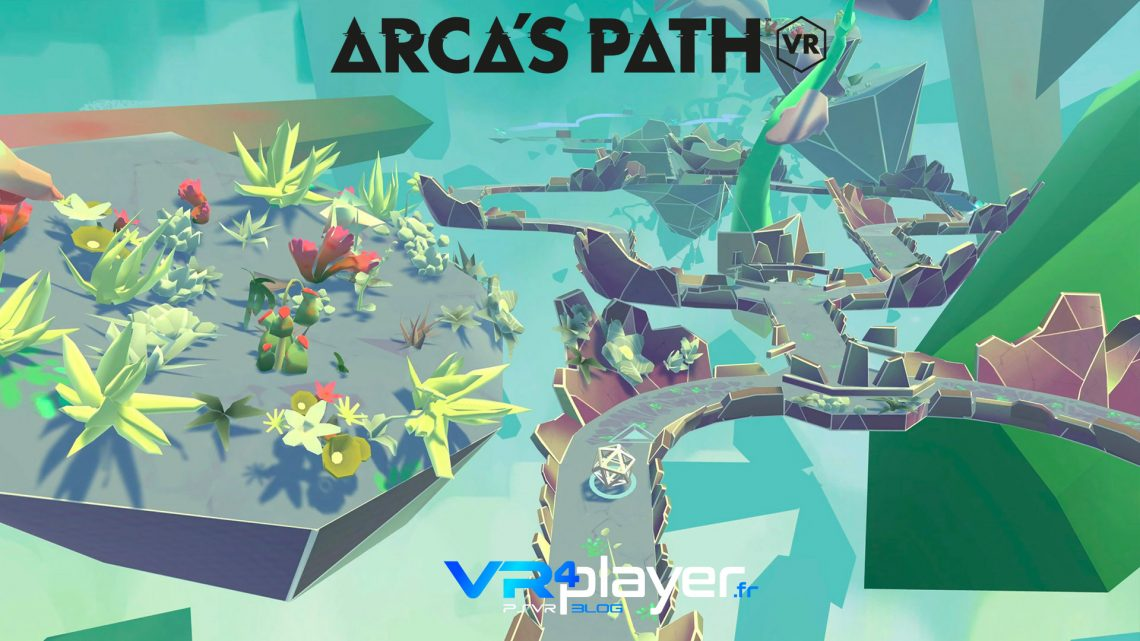 Arca s Path VR sur PlayStation VR (PSVR) VR4player.fr