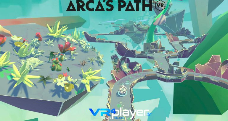 Arca s Path VR sur PlayStation VR (PSVR) VR4player.fr