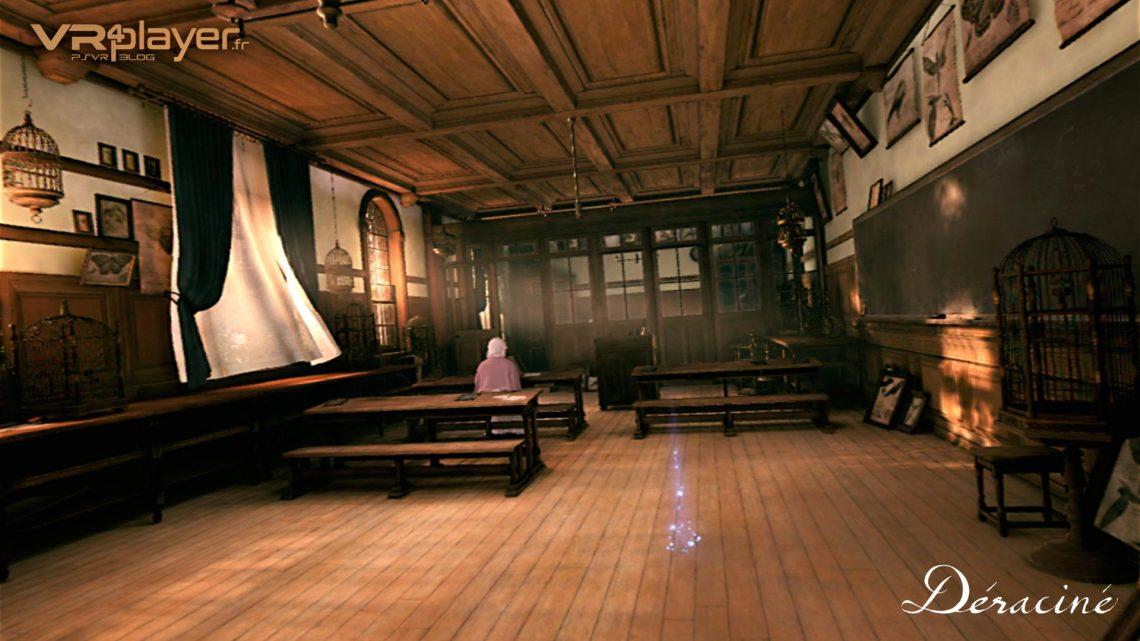 Déraciné From Software Test VR4Player Japan Studio PSVR PlayStation VR