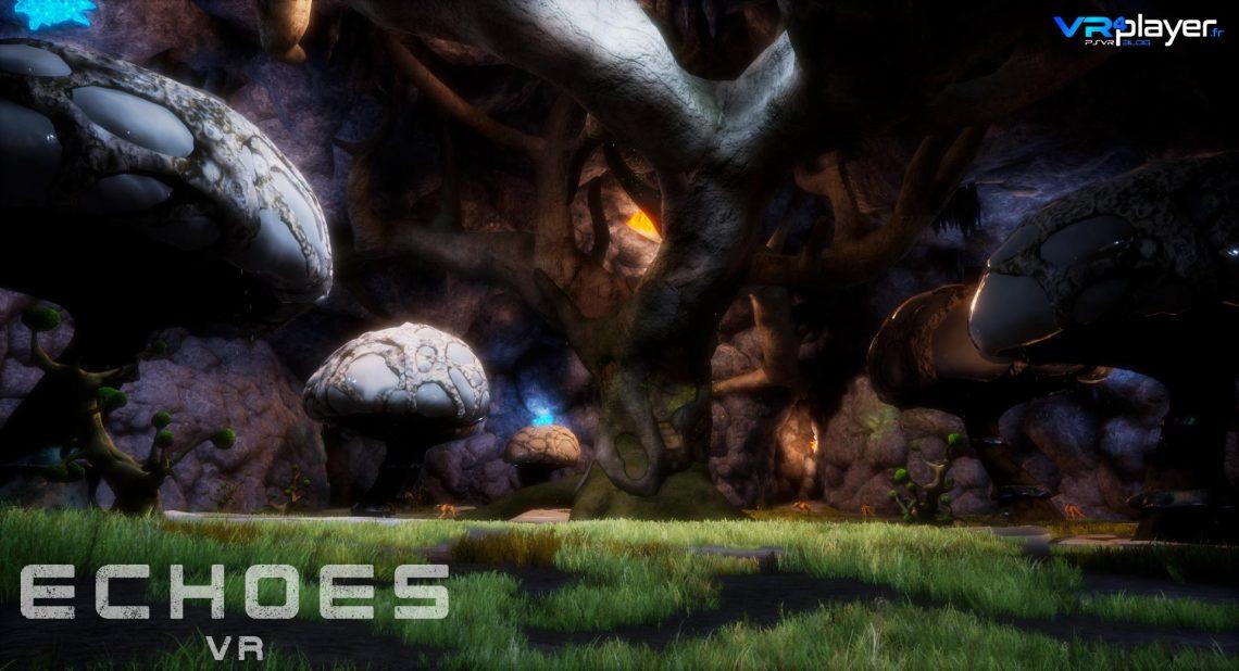 Echoes VR sur PlayStation VR, PSVR
