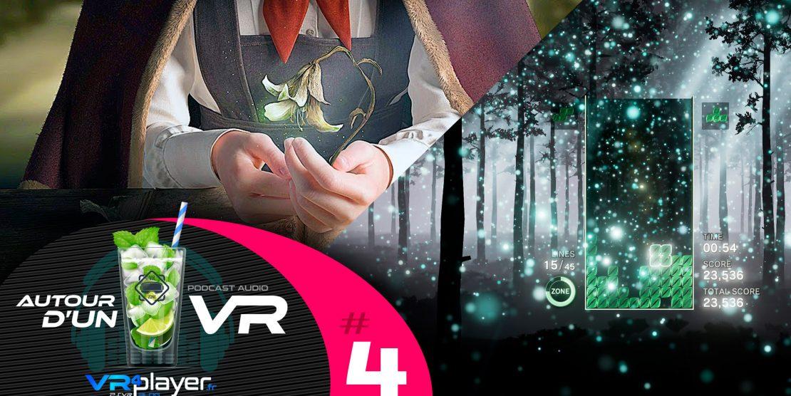 PlayStation VR : Autour d'un VR 4, Le Podcast VR4player