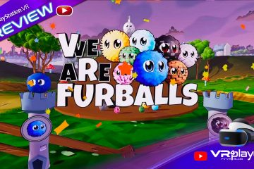 PlayStation VR, Steam : VR Furballs Demolition, l'Angry Birds VR