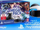 Méga Pack PSVR Megapack VR4player PlayStation VR