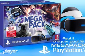PlayStation VR : Prix super intéressant sur le Mega Pack PSVR