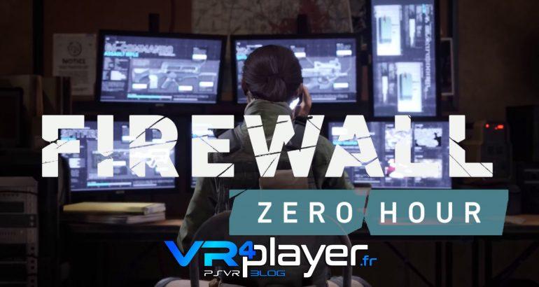Les nouveaux DLC de Firewall Zero Hour sont disponibles sur PSVR - vr4player.fr
